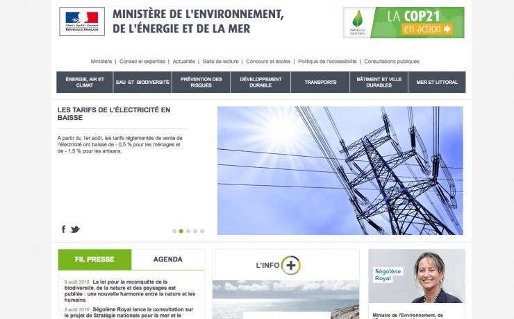 Commissariat général du développement durable